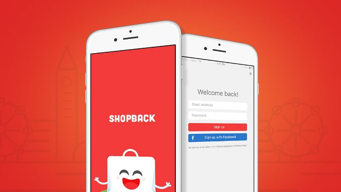 ShopBack singapore savings