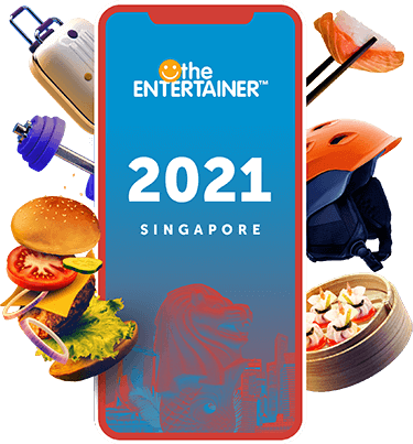 The Entertainer singapore savings