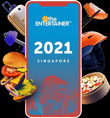 The Entertainer singapore savings