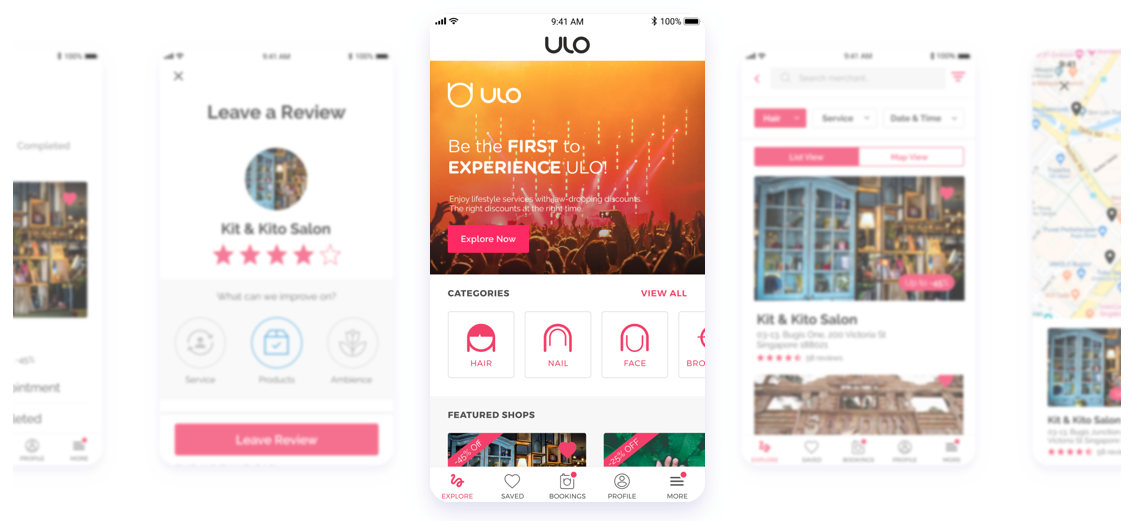 ULO Lifestyle singapore savings