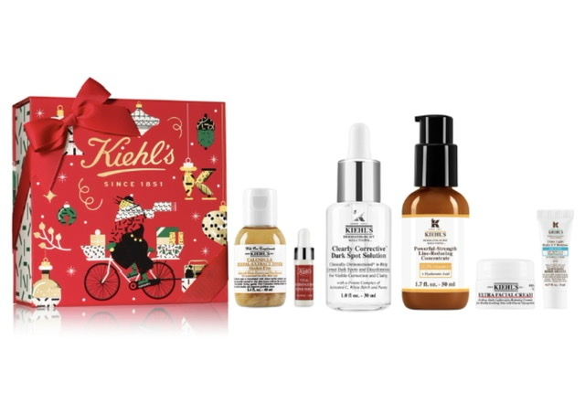 KIEHL's Christmas gift set Singapore