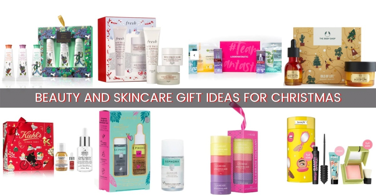 Beauty skincare gift sets Christmas singapore