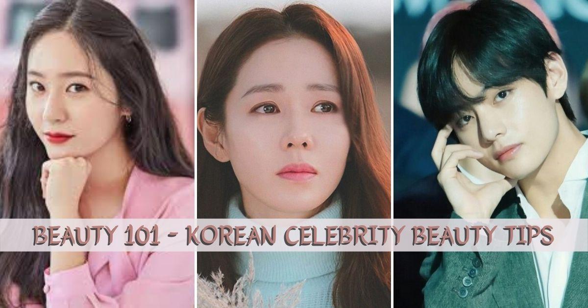 Korean beauty tips featured
